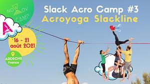 🇫🇷 SLACK ACRO CAMP #3