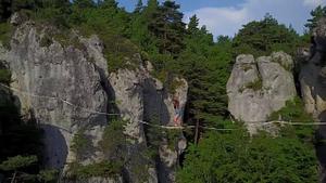 🇫🇷 THT Cévennes 2021 - Troglodyte Highline Tour 2021