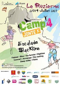 🇫🇷 Camp4 Jonte 2021