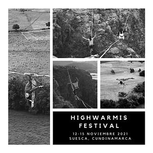 🇨🇴 Festival de Highline de Warmis
